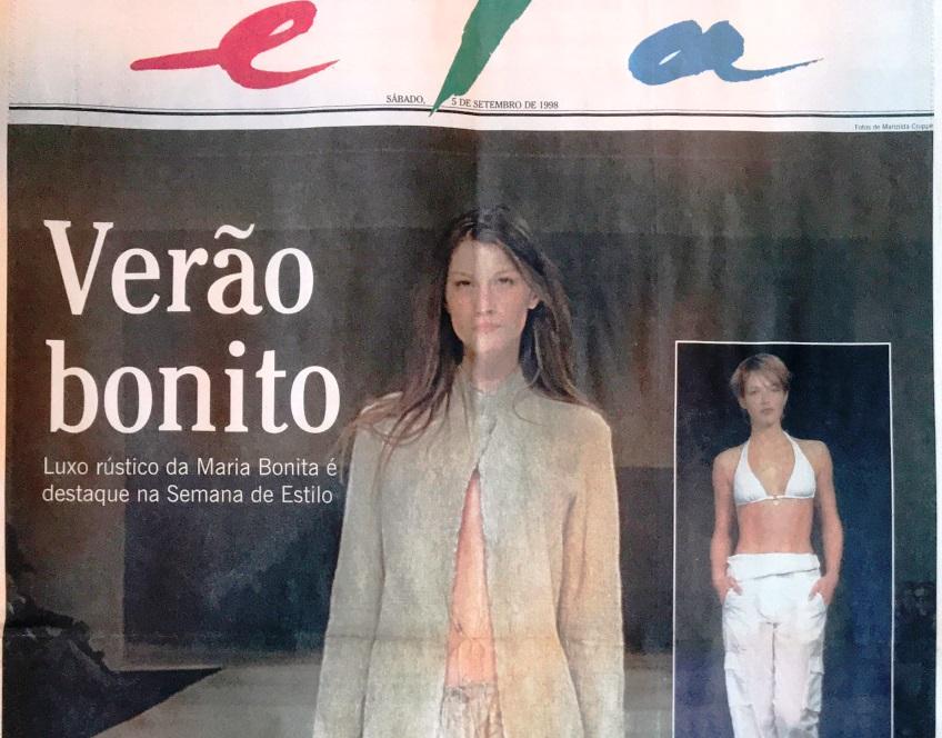 Maria Bonita e o luxo sutil